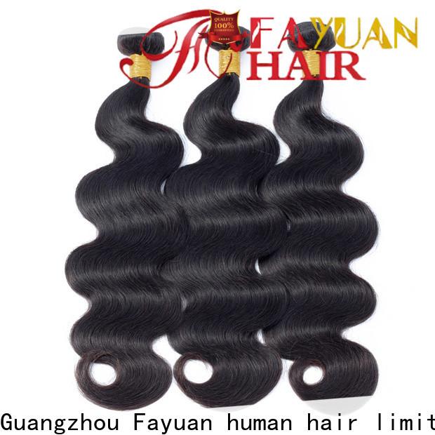 Best peruvian wavy hair bundles weave Suppliers for street