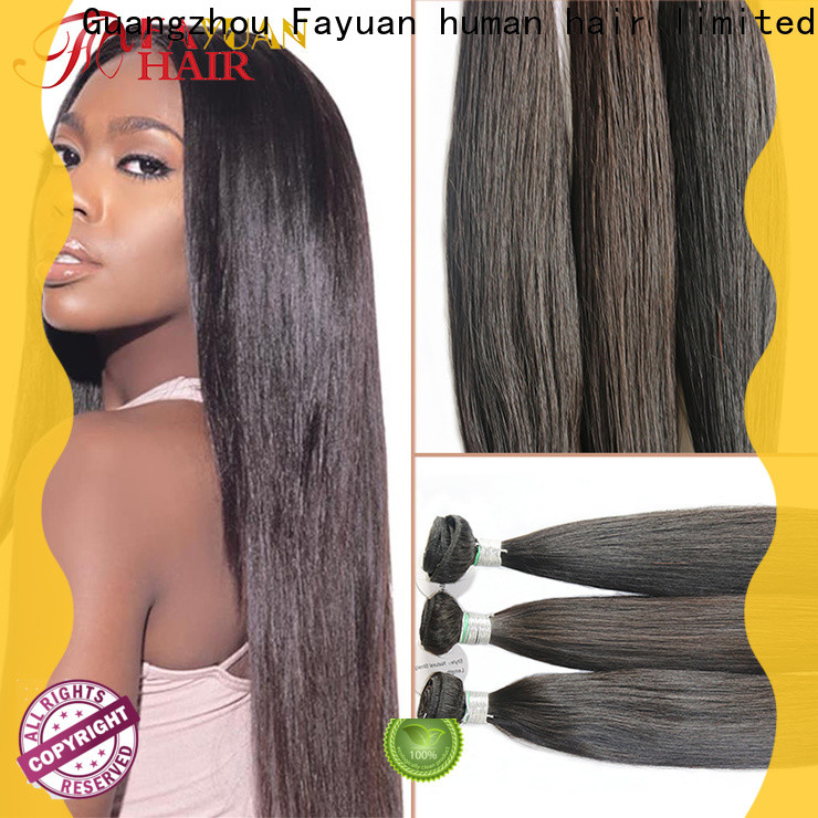 Fayuan Hair High-quality good lace wigs Suppliers for women