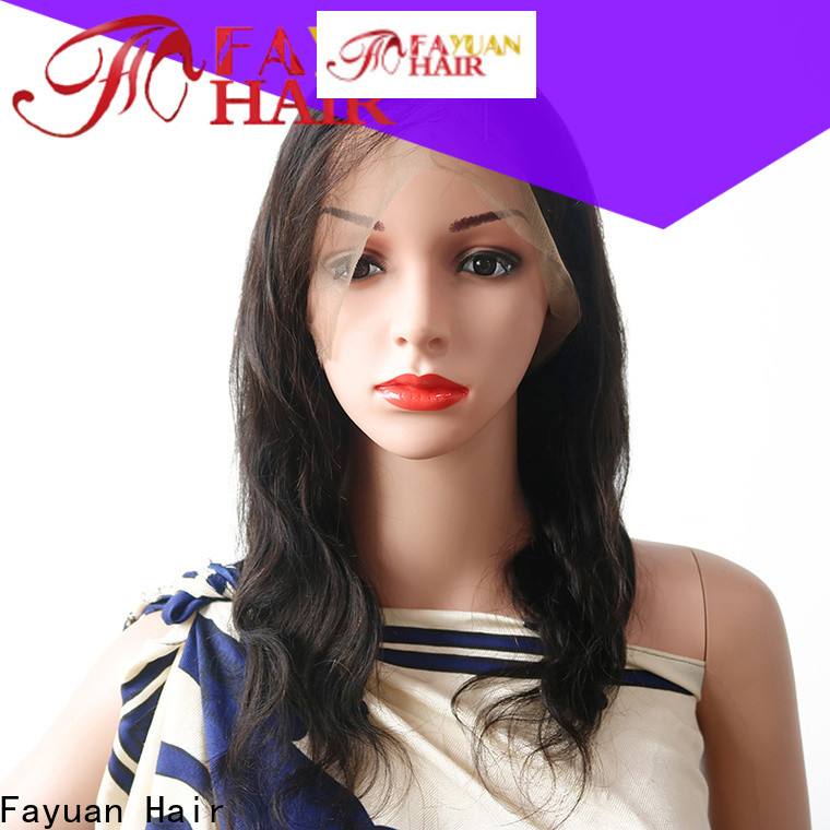 Fayuan Hair aligned wholesale lace wigs manufacturers for barbershop