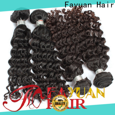 Fayuan Hair Latest real malaysian hair factory for men