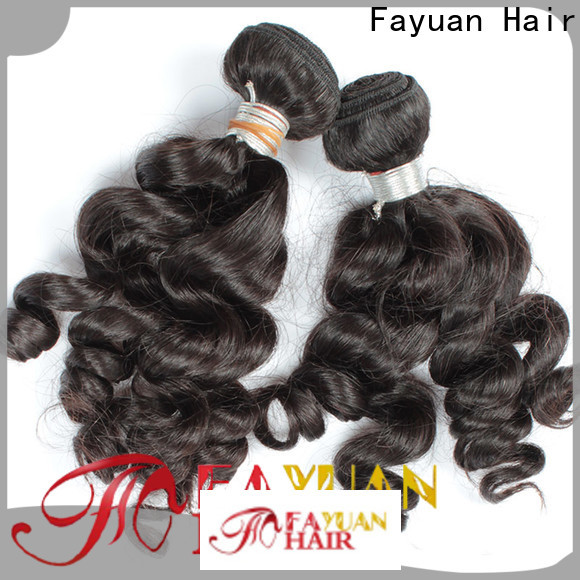 Fayuan Hair High-quality indian hair weave for cheap Suppliers for men