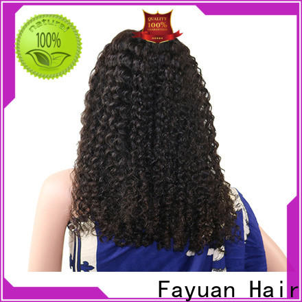 Fayuan Hair wig lace front wig styles Suppliers for street