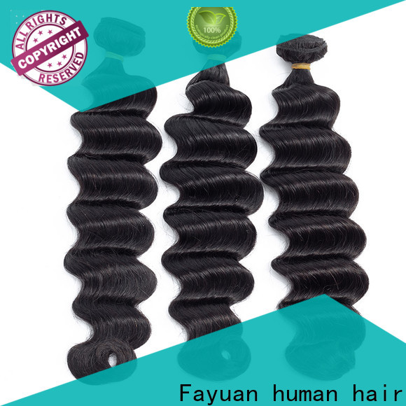 Fayuan Hair Best indian curly hair manufacturers for men