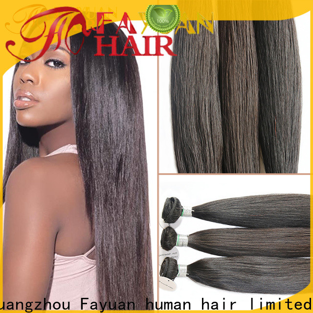 Fayuan Hair black best cheap full lace wigs Suppliers for women