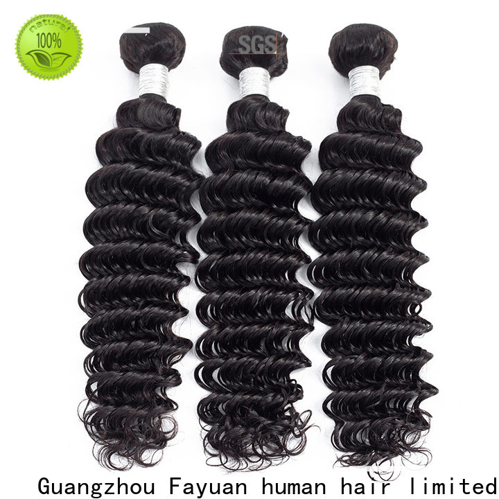 Fayuan Hair Latest peruvian hair curly weave company for selling