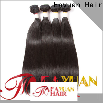 Custom brazilian hair extensions bundles hair manufacturers for barbershop