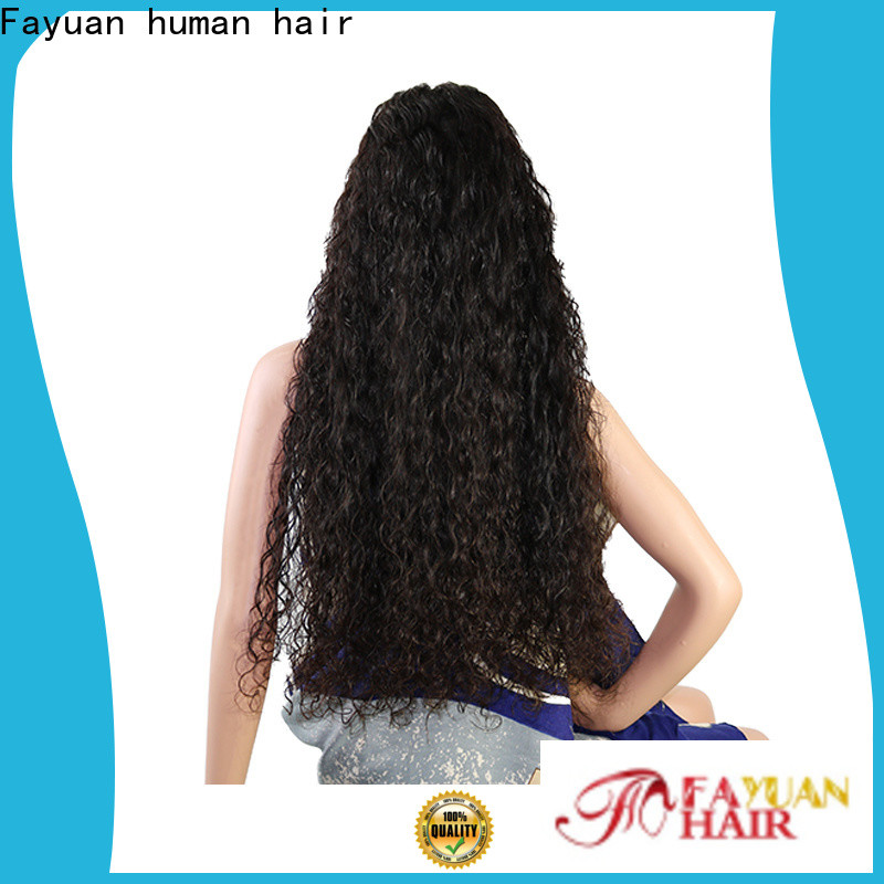 Custom custom made wigs online lace manufacturers for women