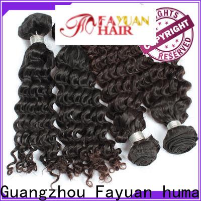 Fayuan Hair wave malaysian curls Supply for women