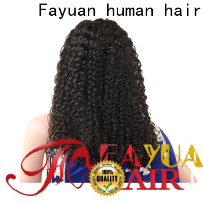 Fayuan Hair grade quality lace front wigs Suppliers for women