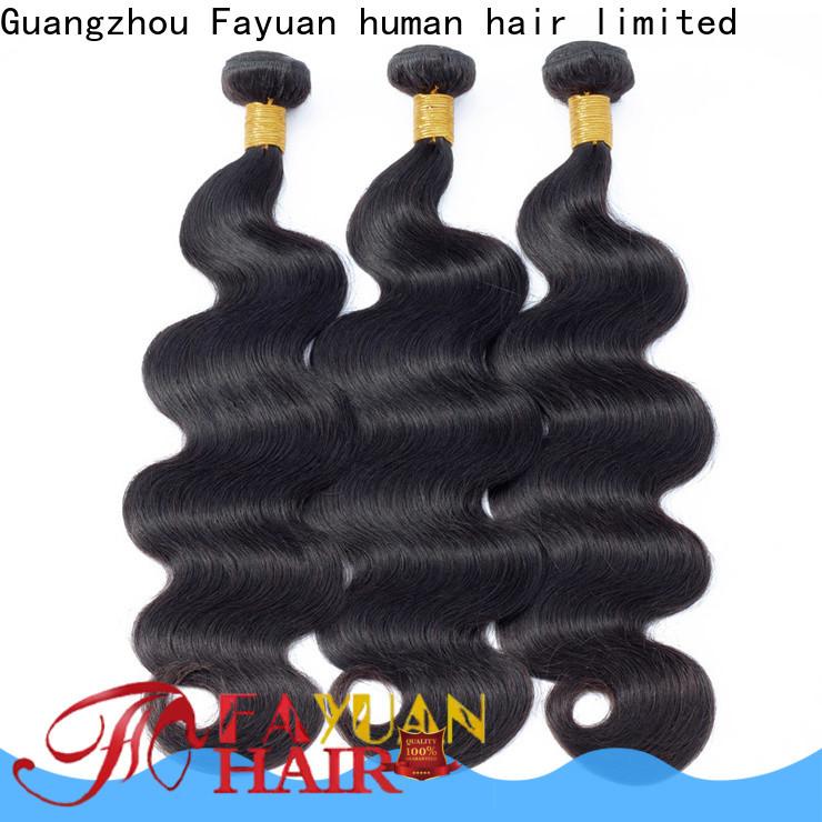 Fayuan Hair New peruvian hair for cheap Supply for street