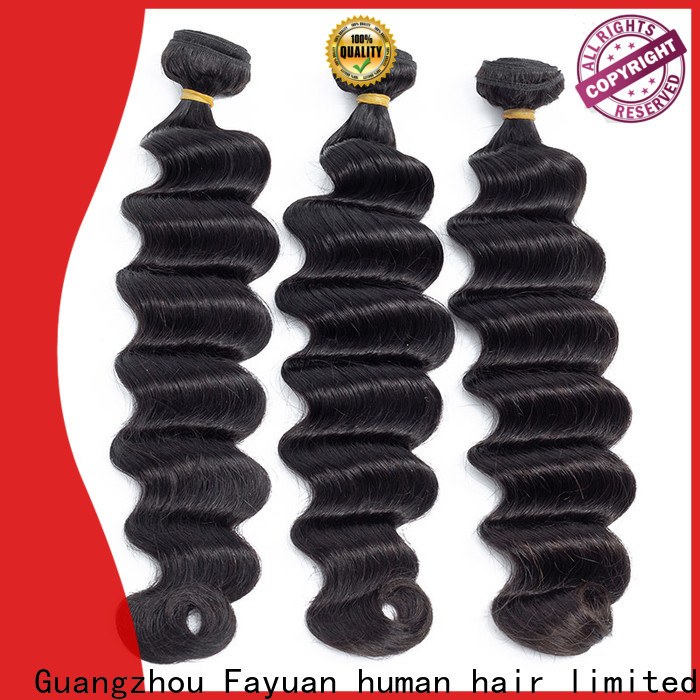 Fayuan Hair grade indian hair wholesale suppliers for business for barbershop