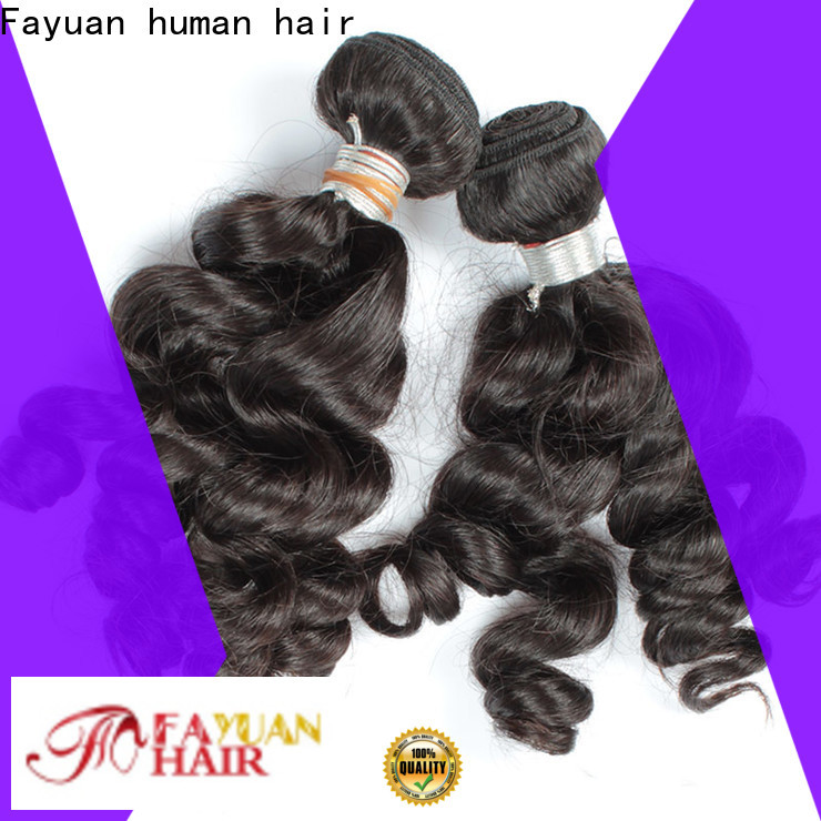 Fayuan Hair Custom hair suppliers in india manufacturers for street