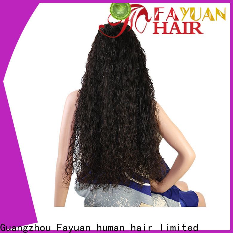 Fayuan Hair Best custom order lace wigs for business for barbershop