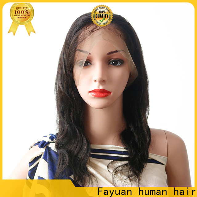 Fayuan Hair Wholesale best lace wigs for business for women