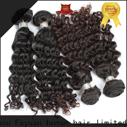 Fayuan Hair New cheap malaysian curly hair factory for street