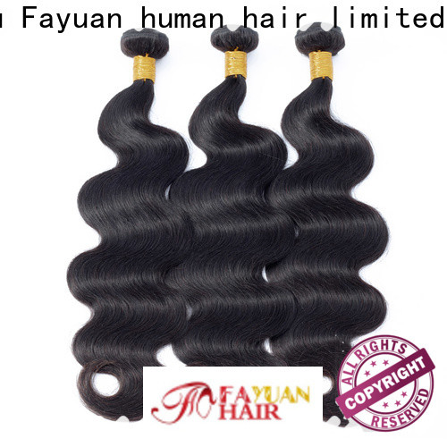 Fayuan Hair virgin buy peruvian hair online Supply for street