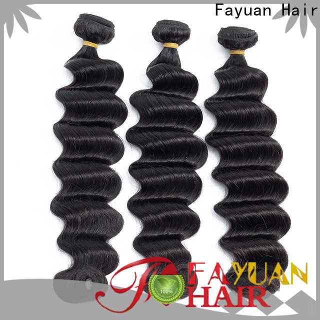 Fayuan Hair Latest human hair suppliers in india Suppliers for men
