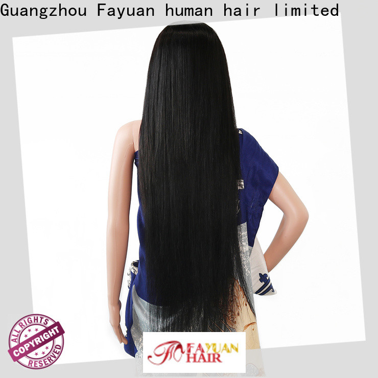 Fayuan Hair sales customized wig Suppliers for selling