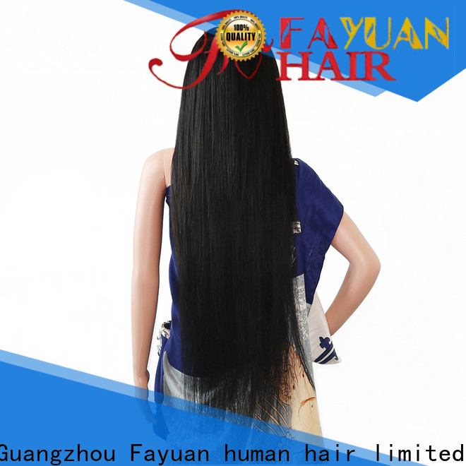 New custom order lace wigs human factory for selling