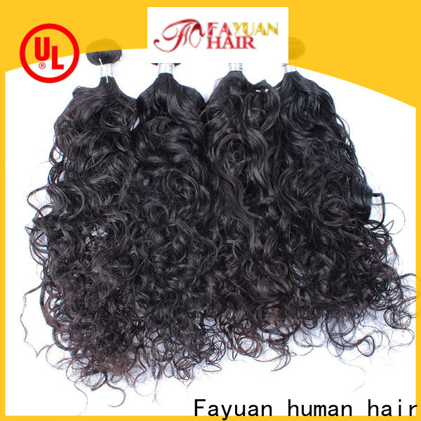 New curly human hair curl for business for barbershopp
