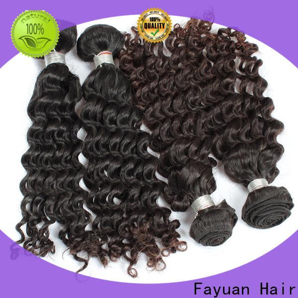 Best malaysian wavy hair bundles malaysian factory for street