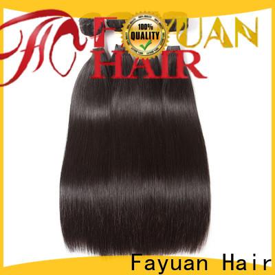 Fayuan Hair Best brazilian wavy hair Supply for street