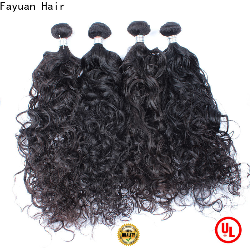 Fayuan Hair deep malaysian hair wigs company for men