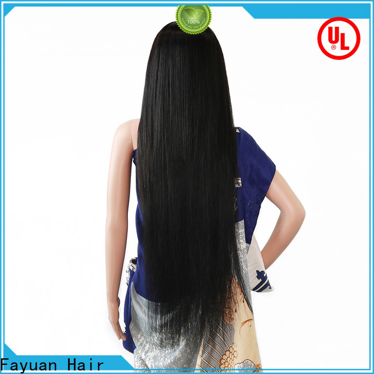 Fayuan Hair High-quality custom order lace wigs Supply for selling