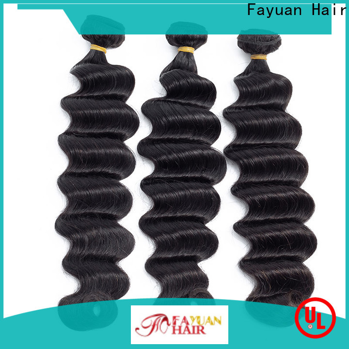 Fayuan Hair grade indian hair extensions wholesale Suppliers for selling