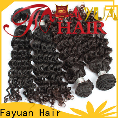 Fayuan Hair Best human hair wigs in malaysia for business for barbershopp