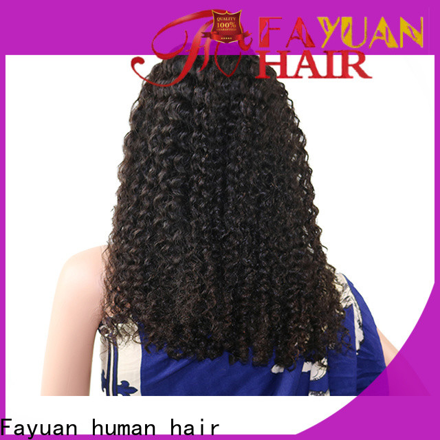 Fayuan Hair New full lace wigs manufacturers for women