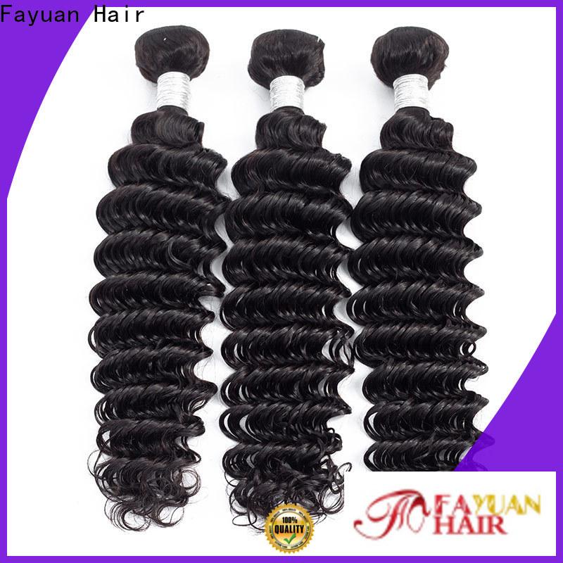 Fayuan Hair body peruvian curly hair Supply for women