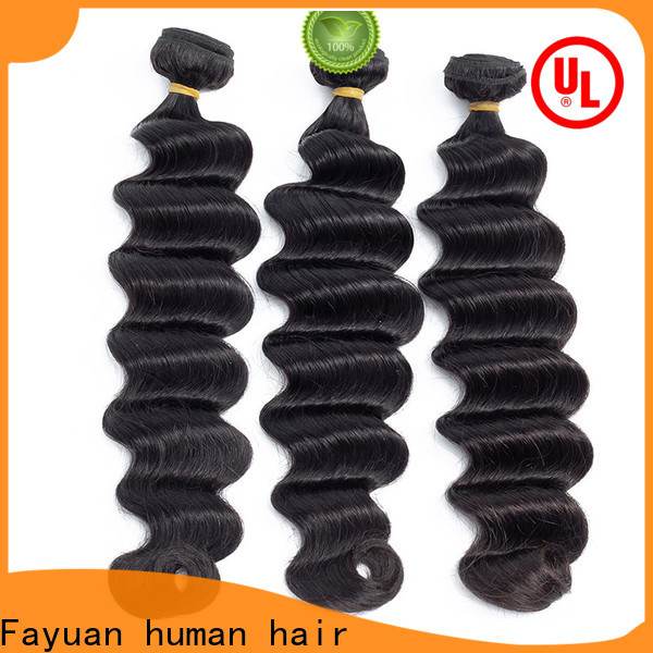 Fayuan Hair loose indian hair wholesale suppliers for business for women