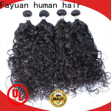 Fayuan Hair Latest malaysian curls manufacturers for barbershopp