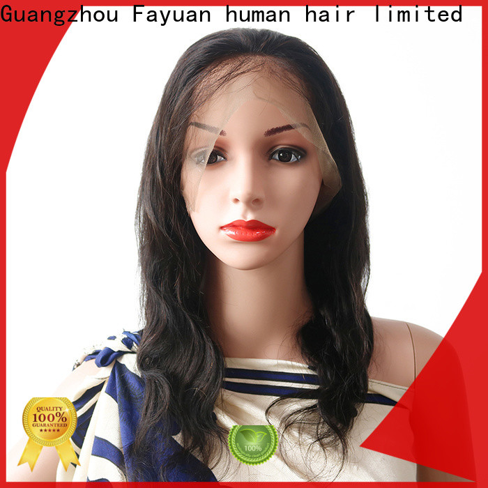 Fayuan Hair New whole lace wig factory for selling