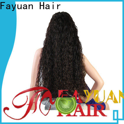 High-quality custom hairpieces holiday company for street