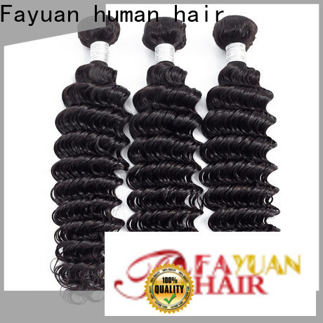 Fayuan Hair Custom peruvian curly hair extensions for business for selling