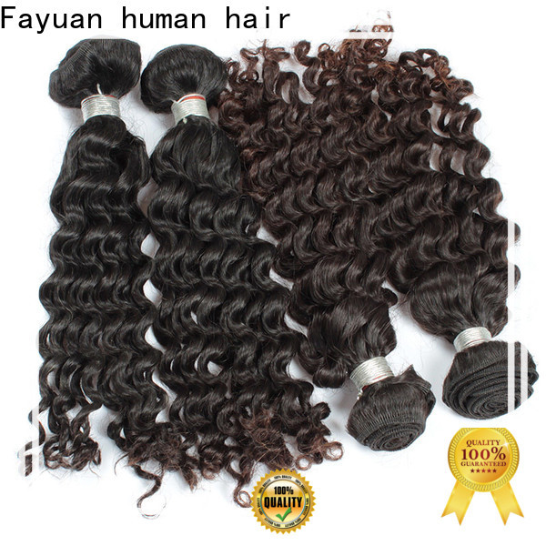 Fayuan Hair Custom order malaysian hair online factory for selling