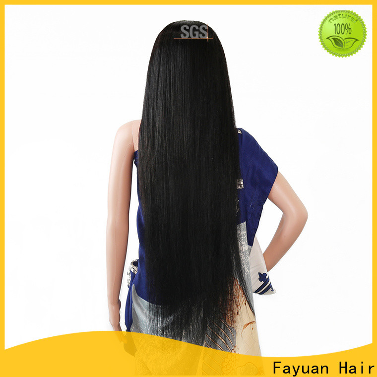 High-quality custom lace front frontal company for men