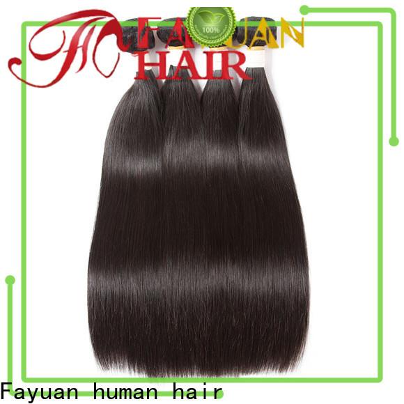 Fayuan Hair Top brazilian hair wholesale cheap Supply for women
