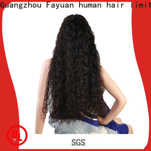 Fayuan Hair wig customize your own wig company for barbershop