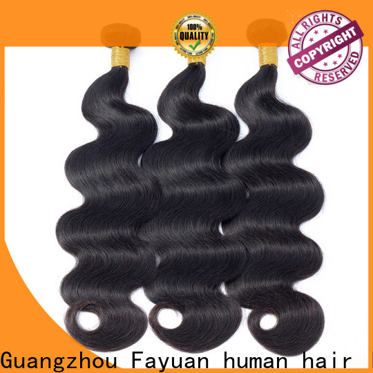 Fayuan Hair Wholesale peruvian hair curly weave manufacturers for men