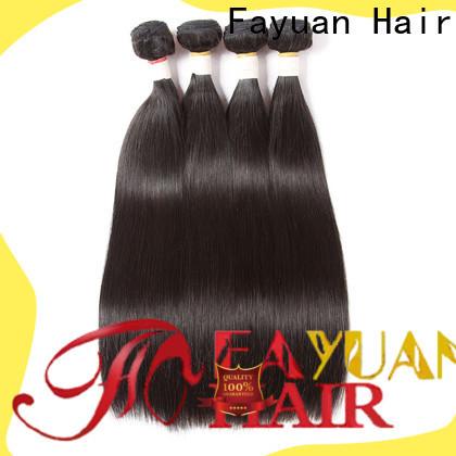 Fayuan Hair brazilian brazilian body wave hair factory for women