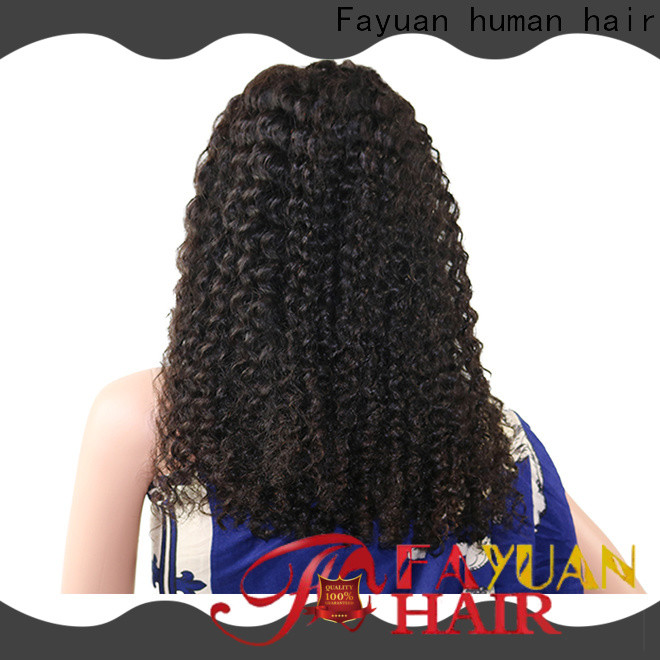 Fayuan Hair frontal silk top lace front wig Suppliers for selling