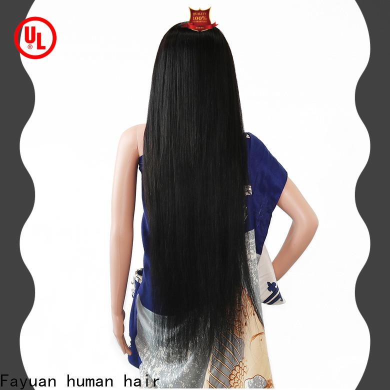 Fayuan Hair Custom custom made wigs near me for business for women