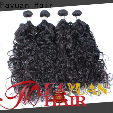 Fayuan Hair deep cheap malaysian curly hair Supply for barbershopp