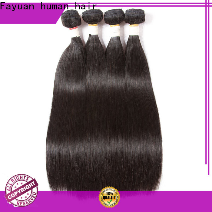 Fayuan Hair brazilian affordable brazilian hair manufacturers for selling