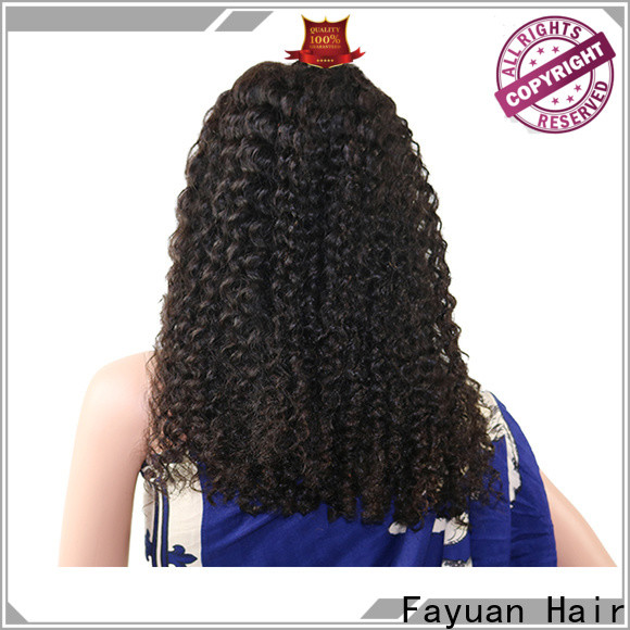 Fayuan Hair sales buy lace front wig Suppliers for street