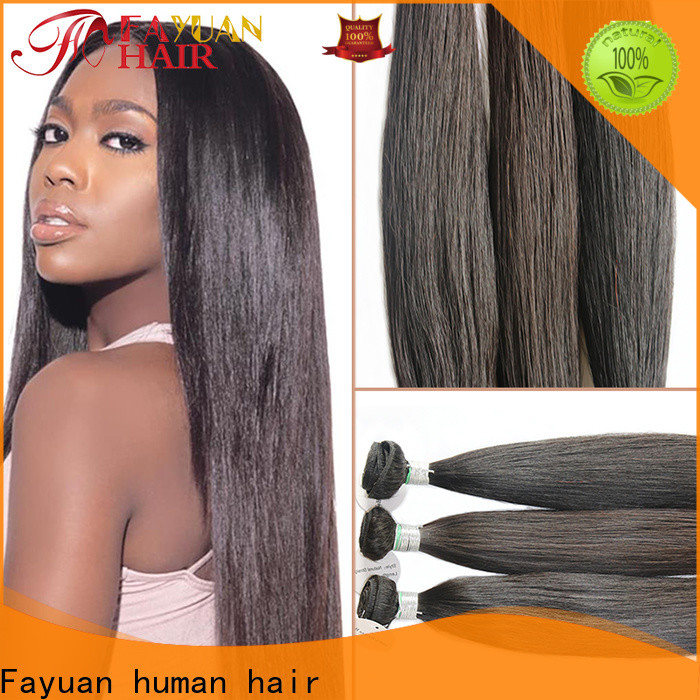 Fayuan Hair Custom human hair lace wigs Supply for selling