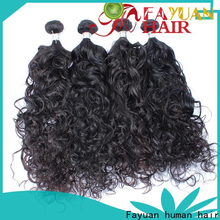 Fayuan Hair hair malaysian curly hair factory for women
